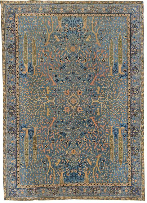 Rug Dealer Antique Indian Rug Bb5490 By Doris Leslie Blau