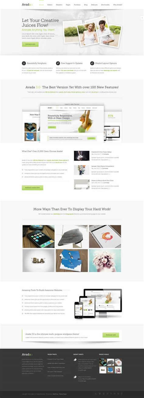 theme avada wordpress free avada premium wordpress theme for business webdesignboom