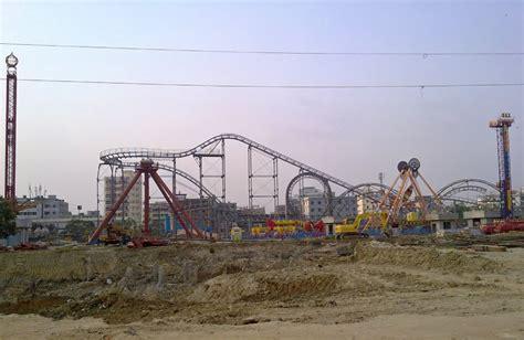 Theme Park Under Construction | panoramio photo of theme amusement park under