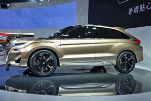 Honda S Honda Avancier Suv Debuts As China S Best Honda Autotribute