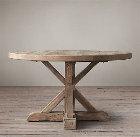 Distressed Trestle Dining Table 1000 Images About Remodel Ideas On Diy Daybed