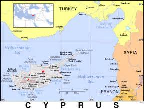 Cyprus World Map by Cyprus Map World