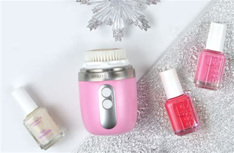 Clarisonic Giveaway - clarisonic essie holiday giveaway
