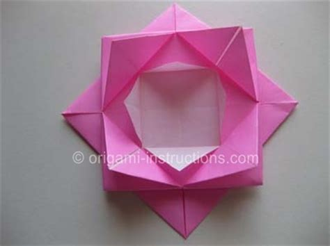 Simple Origami Lotus Flower - image gallery lotus blossom origami