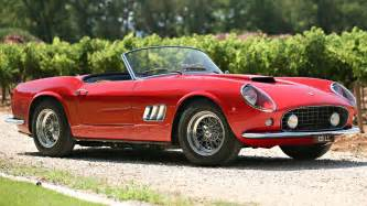 250 California Spyder Will This 250 Gt California Spider Fetch 18m