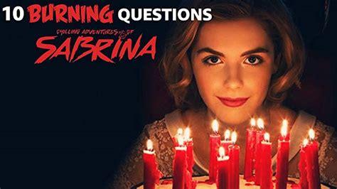 chilling adventures  sabrina tv series