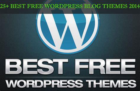 theme blog wordpress 2014 25 best free wordpress blog themes 2014 designmaz