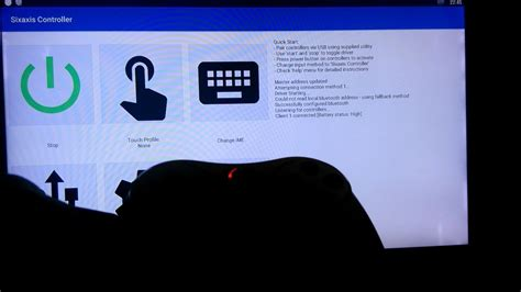 connect ps3 controller to android how to connect ps3 controller to android with sixaxis controller app needs root and bluetooth