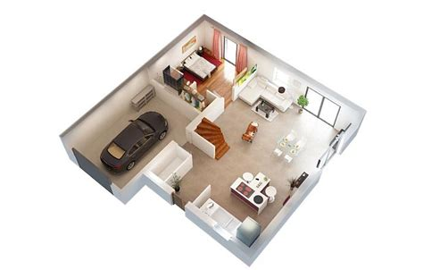Plan De Maison En 3d 3199 by Plans 3d Et 2d Archives Studio Multim 233 Dia 3d At Home