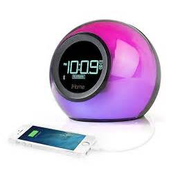 color changing alarm clock tween gift ideas everyday savvy