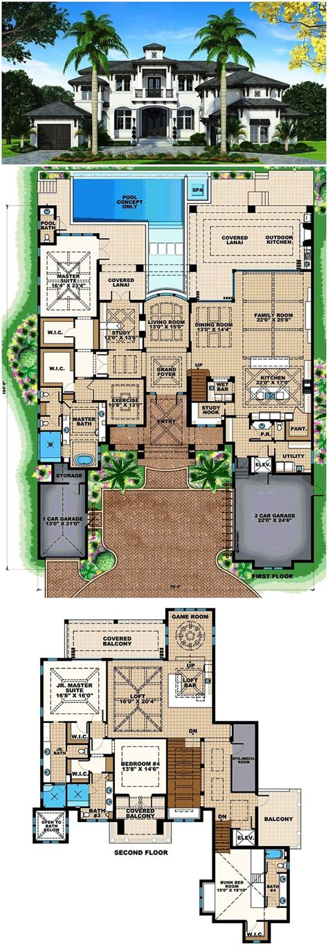 beach house layout best 25 dream house plans ideas on pinterest