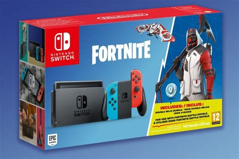 fortnite nintendo switch double helix bundle announced