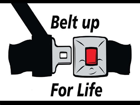Note To Montana Seat Belts Are Necessary Not An Accessory by Seat Belts