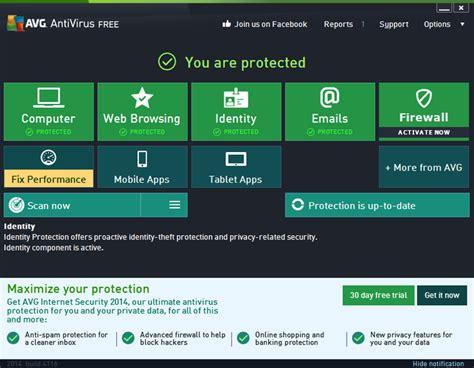 free download latest antivirus full version for pc free software downloads avg antivirus free 2014