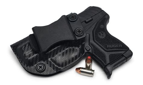 kydex iwb holsters comfortable concealment express iwb kydex holster for ruger lcp ii