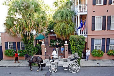 Elliott House Inn by The Best Bed And Breakfasts Charleston Has To Offer
