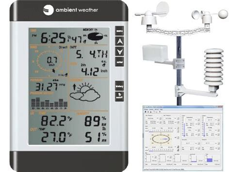 weather channel wireless forecast station ambient weather