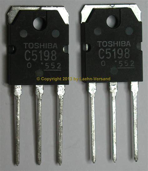 jual transistor c5198 harga transistor toshiba c5198 28 images original 2sc5198 c5198 toshiba transistor ebay
