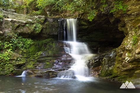 catawba falls asheville trails