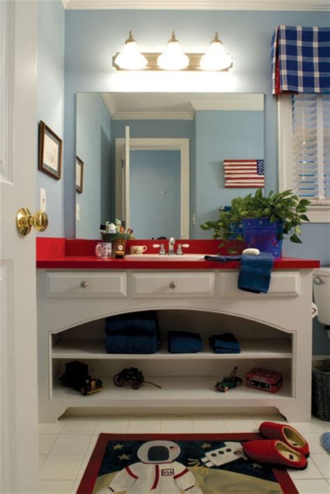red white and blue bathroom 17 best images about star spangled k b on pinterest