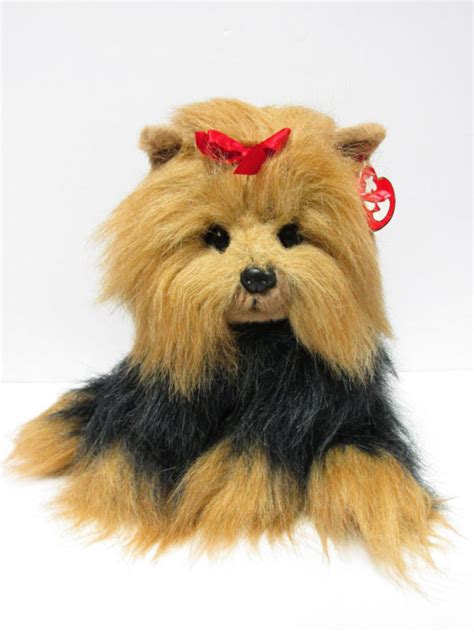 are yorkies yappy yorkie plush shop collectibles daily