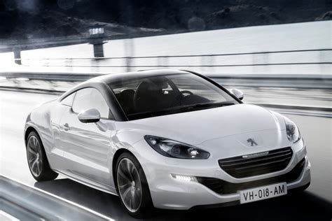 peugeot makes peugeot rcz facelift makes video debut autoevolution