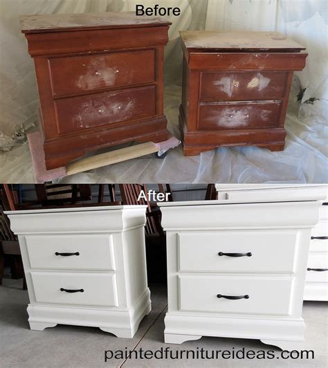 How To Paint Bedroom Furniture White 25 Best Ideas About Painting Furniture On Dresser Painted Spray Painted
