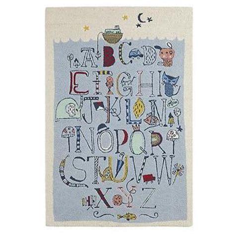 Land Of Nod Alphabet Rug by Alphabet Letter Paperweights West Elm