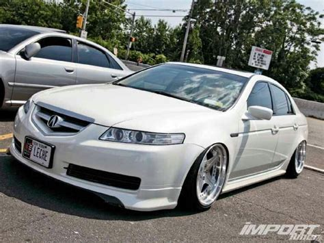 04 acura tl on rohanna wheels cars