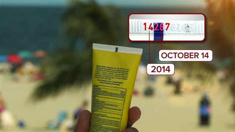 banana boat sunscreen no expiration date is your sunscreen expired here s what you need to know
