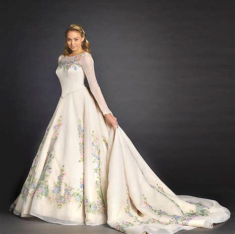 cinderella film wedding dress disney princess weddings irl 14 cinderella inspired ideas
