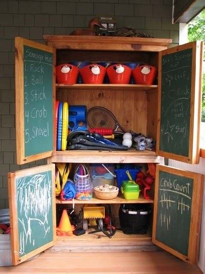 Outdoor Armoire Storage by 31 Days Of Organizing Day 5 Tv Cabinets