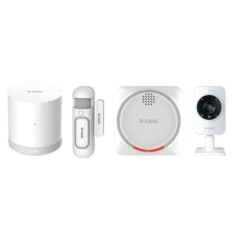 d link smart home wireless security kit dch 107kt