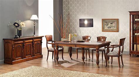 muebles de comedor  comedores clasicos en caoba