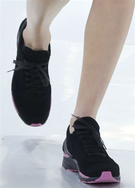 Cures For Your Summer Shoe by Chanel Gives Sneakers The Couture Treatment For 2014