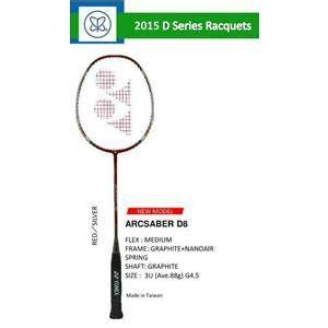 Raket Yonex Arcsaber 8 jual raket badminton yonex arcsaber d8 di lapak dhian