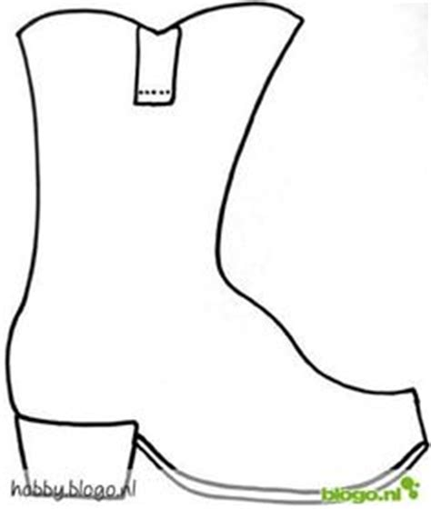 Cowboy Boot Pattern Use The Printable Outline For Crafts Creating Stencils Scrapbooking And Boot Template