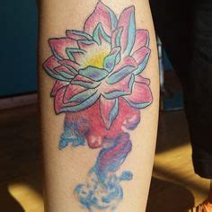 tattoo on pinterest trash polka watercolor tattoos and