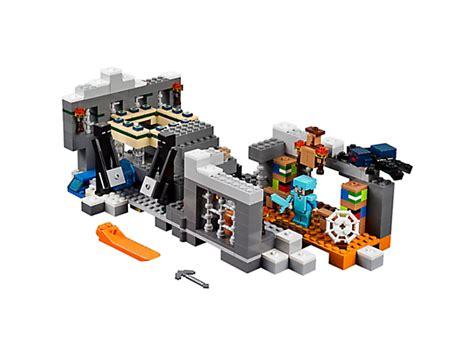 Lego Myspace Minecraft Sy270 6 the end portal lego shop