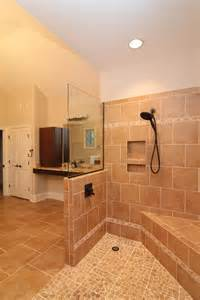 lowes ceramic tile bathroom contemporary with curbless