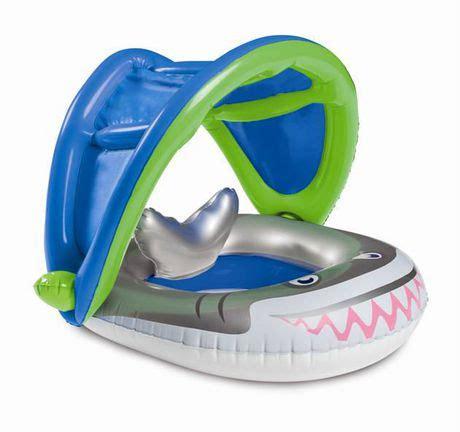 daypar bebe flotteur play day pour b 233 b 233 s en forme de requin walmart