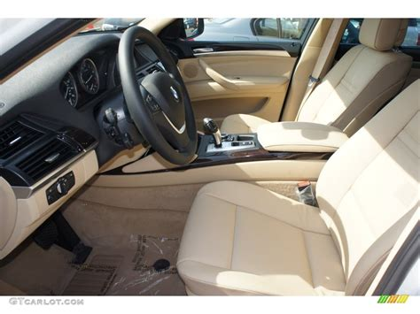 2013 Bmw X6 Interior by Sand Beige Interior 2013 Bmw X6 Xdrive35i Photo 67992203 Gtcarlot