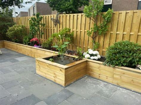 Raised Beds Along A Fence Make A Great Border Garden Raised Garden Bed Fence Ideas