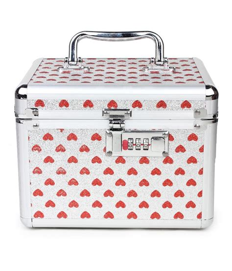 Vanity Box Price by Buy Sana Silver Vanity Box At Best Prices In India Snapdeal