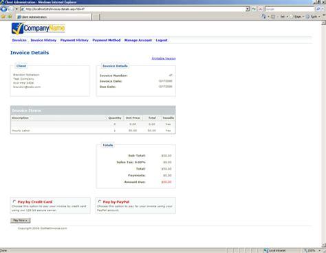 invoice design in asp net asp billing script asp net invoicing script bill clients
