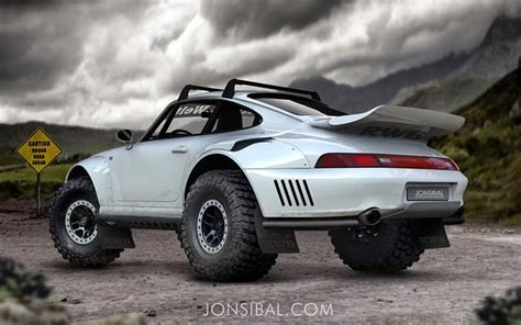 safari porsche wildly dreaming porsche safari rwb