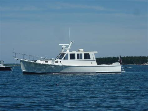 wesmac lobster boats used wesmac boats for sale boats