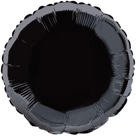 Balon Foil Bintang Size 18 Inch 45 Cm Warna Hitam black 18 inch foil balloon partyrama co uk