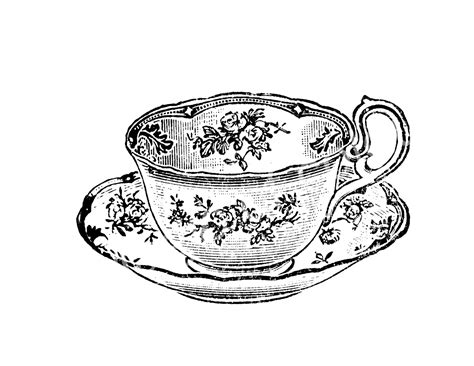 tea cup clip cup clipart tea pencil and in color cup