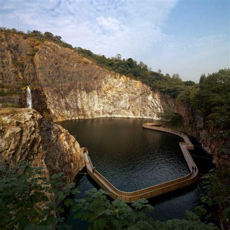Quarry Botanical Garden Quarry Garden By Thupdi Tsinghua